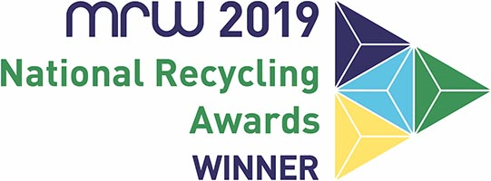 MRW 2019 National Recycling Awards Winner